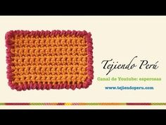 Punto Cangrejo crochet - Video <3