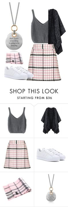 """""""Untitled #365"""" by sirps on Polyvore featuring Topshop, adidas and Bjørg"""