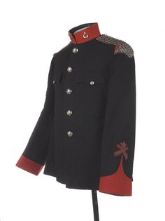 844cabeef68 Non-commissioned officers' full dress tunic worn by Squadron Sergeant Major  William Froom,