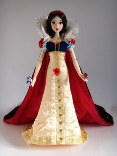 Disney's limited edition Snow White doll- LE 5000 (First of series), near mint box. RRP $200, bought for $550