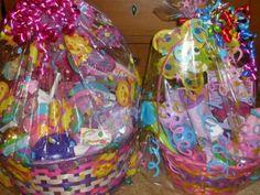 Toddler Easter basket