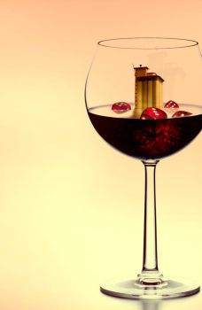 Photoshop by Lalingla on DeviantArt Computer, Red Wine, Alcoholic Drinks, Digital Art, Photoshop, Deviantart, Glass, Liquor Drinks, Drinkware
