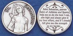 St. Sebastian Pocket Coin