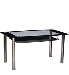 Modern Furniture reflects the design philosophy of form following function prevalent in modernism. Nilkamal Dining Table designs represent the ideals of cutting excess, practicality and an absence of decoration. The forms of furniture are visually light (like in the use of polished metal and engineered wood) and follow minimalist principles of design which are influenced by architectural concepts like the cantilever.