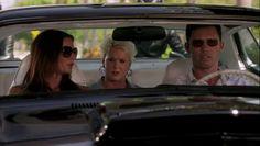 """Burn Notice 5x08 """"Hard Out"""" - Michael Westen (Jeffrey Donovan), Fiona Glenanne (Gabrielle Anwar) & Madeline Westen (Sharon Gless)"""
