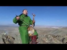Mongolian Throat Singing-Batzorig Vaanchig