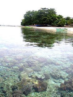 Siladen island, North sumatera, Indonesia
