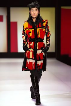 Jean Paul Gaultier Autumn/Winter 2013 Ready-To-Wear Collection | British Vogue