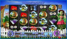 Amaya Gaming releases 'The Zombies' slot game and features 5-reels, 50-paylines with Pick-a-Spin. Read more at http://blog.casinocashjourney.com/2014/05/22/zombies-slot-amaya-gaming/