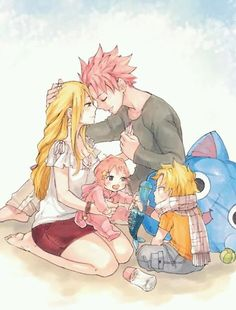 Família - nalu