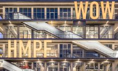 Vincent Callebaut navrhl vzducholodě Hydrogenase – DesignMag.cz Elle Decor, Line Design, Rotterdam, Street Art, Multi Story Building, Urban, Mansions, House Styles, Home