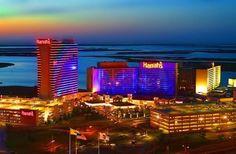 Atlantic City, NJ. Debauchery!