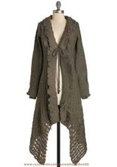 Loosely knit taupe sweater, relaxed, shabby chic
