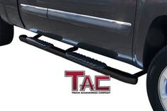 TAC 20072017 TOYOTA TUNDRA DOUBLE CAB 5 WIDESTEP PREMIUM OVAL BLACK Side Bar Step Nerf Bars Running Boards -- Be sure to check out this awesome product affiliate link Amazon.com