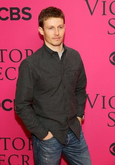 Will Estes - Arrivals at the Victoria's Secret Fashion Show