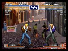 The king of fighters 2003 (ザ・キング・オブ・ファイターズ 2003) 2003 SNK Playmore One q...