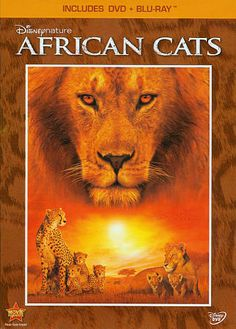 Disneynature: African Cats Disney) 2011 DVD/Blu-ray;2-Disc Set) in DVDs & Movies, DVDs & Blu-ray Discs | eBay