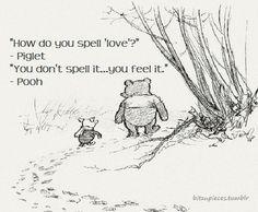 Love spelling