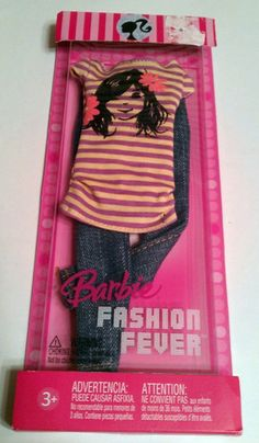 Barbie Fashion Fever Outfit | eBay
