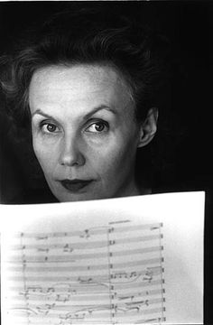 Kaija Saariaho (b. 1952) is a Finnish composer whose 2000 opera L'AMOUR DE LOIN will have its Metropolitan Opera premiere in the 2016–17 season and whose THE TEMPEST SONGBOOK closed Gotham Chamber Opera's 2014–15 season. Ms. Saariaho is winner of the Wihuri Prize, The Nemmers Prize, and the Polar Music Prize, among many other honors, and she has collaborated with some of the greatest names in opera, including director Peter Sellars and soprano Dawn Upshaw.