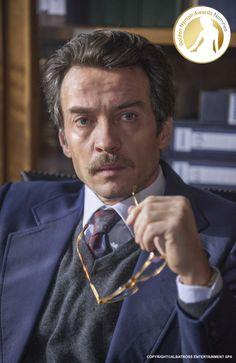 """Alessio Boni - Oustanding Actor #Nominee - #Italy - """"The Engineer"""" - #GoldenNymph Nommé dans la catégorie Meilleur Acteur pour les Nymphes d'or"""
