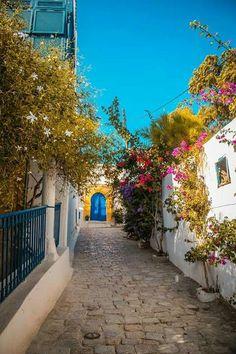Sidi Bousaid  Tunisia