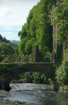Glencar castle n ireland
