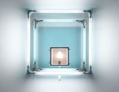 La nuit blanche - Heather Carson 1. Light/ALBERS: Metal Halide/Cool...