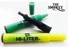 Pocket Smoking Pipe Hi Lighter Pen Safe Stealth Disguise Pipes - UK Seller