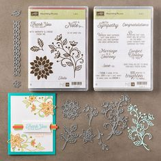 The following is a list of My Favorite Things (all new products) in the Stampin' Up! 2016-17 Annual Catalog which began June 1. It's never easy to narrow down my favorites. However, I hope this list is helpful and includes whatI believewill be popular, versatile and smartadditions to your paper … Continue reading