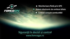Monitorizare GPS www.fomcogps.ro
