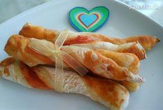 Pizza tyčinky, rýchlomiznúce - Recept