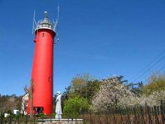 Krynica Morska lighthouse, Poland