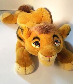Lion king cheetah puppet - photo#20
