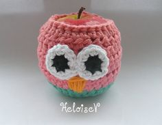 owl apple cozy