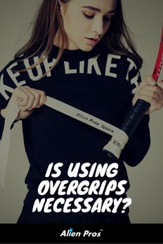 🎾 One of the best ways to maintain your grip and keep your hand healthy is to use #tennis overgrips. But are they necessary?
