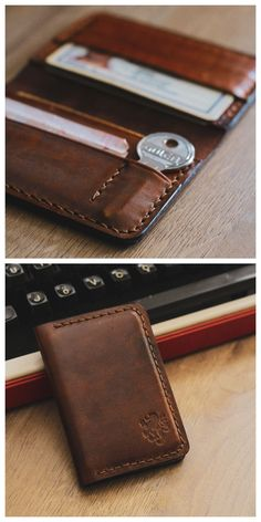 Personalized mens wallet Wallets for men Mens wallet leather Mens leather wallet Leather wallet men Mens wallet Personalized wallet Leather Wallet Pattern, Cuir Vintage, Slim Wallet, Men Wallet, Minimalist Wallet, Leather Projects, Leather Crafts, Leather Men, Real Leather