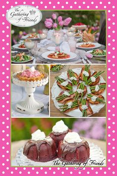 The Gathering of Friends Cookbook over 1,200 recipes with photos AND shopping lists!