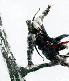 Assassins creed III / Connor by MangaAssault.deviantart.com on @DeviantArt