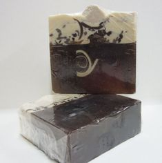 Handmade Glycerin Soap Bar  Cappuccino Scented Soap