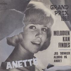Melodien kan findes - Anette - Danish National Final 1966