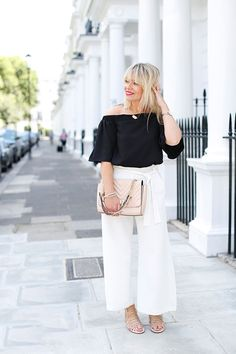 How to wear off-the-shoulder tops - What to wear with a Bardot top - Good Housekeeping