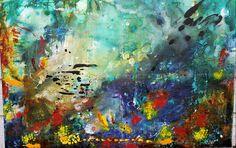 """""""Under the Sea III"""" by Rebecca Antonelli SOLD"""