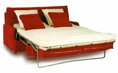 Canapé Funky, canapé fixe (ou lit régulier en option) pas cher, Mobilier et Literie à petit prix -