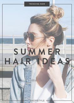 yaz saç fikri