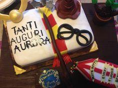 #potter #cake #birthday