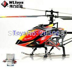 WLtoys V913 2.4G 4ch single-propeller rc helicopter 70cm Built-In Gyro WL v913 toys r/c helikopter model