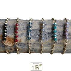 Armband Facet & Jasseron  €7.95 www.just-because.eu
