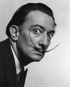 Pintores famosos: Salvador Dalí. Obras.