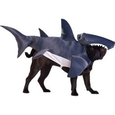 Animal Planet Shark Dog Costume - Party City